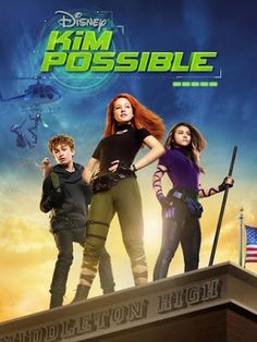 "Kim Possible Disney DVD Giveaway! Based on the global hit animated series, the live-action ""Kim Possible"" Disney Channel Original! Disney Channel Original, Original Movie, Family Movie Night, Family Movies, Live Action Movie, Action Movies, Kim Y Ron, Streaming Vf, Streaming Movies"