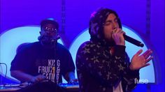 """Mac Miller - """"Objects in the Mirror"""" (Live @ Fuse Studios)"""