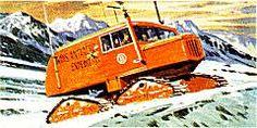 Snowcat Internal Combustion/Diesel