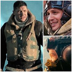 """1,402 Likes, 11 Comments - TOM HARDY (@tomtomhardy) on Instagram: """"BTS pics - Dunkirk out July 21st in cinemas. pictures taken from @totalfilm - exclusive total film…"""""""