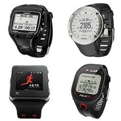Some Fitness Watches, heart rate monitor and gps. I like the sportline. #fitnesswatch,