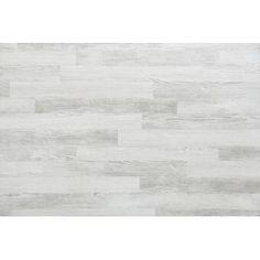 Nance Industries E-Z Wall x Peel & Stick Vinyl Wall Paneling Color: White Wash Vinyl Wall Panels, Wood Panel Walls, Wood Paneling, Wall Panelling, Stick On Wood Wall, Peel And Stick Wood, Dundee, Allure Flooring, Plank Walls