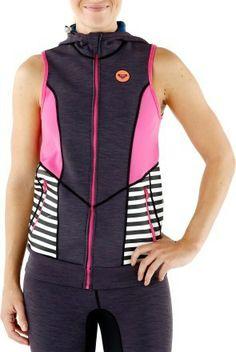 Roxy Close Out Neoprene Hoody Vest - Women\'s