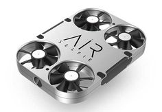 AirSelfie is a pocket-sized drone designed to take your picture from the air