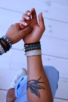 O.U.B.P.: Afro Ink : Inspirações de tattoo para pele negra