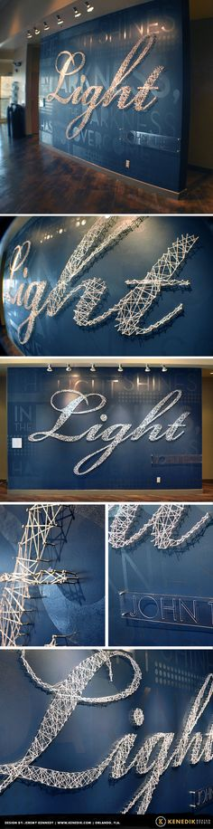 Summit Light Wall — KENEDIK Design Studio | Art Direction, Apparel Design, Logo Design, Illustration | Orlando, FL