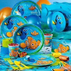 Finding Nemo Deluxe Party Pack