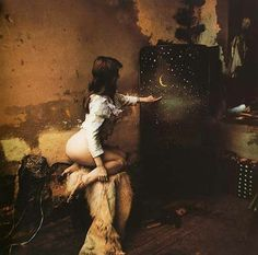 "Jan Saudek ""This Star is Mine,"" 1975✖️FOSTERGINGER AT PINTEREST ✖️ 感謝 / 谢谢 / Teşekkürler / благодаря / BEDANKT / VIELEN DANK / GRACIAS / THANKS : TO MY 10,000 FOLLOWERS✖️"