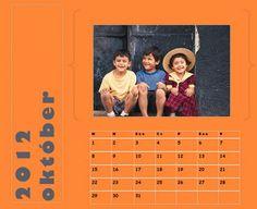 naptár készítés
