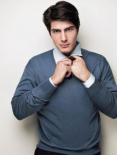 so freakin hotttttt. Brandon Routh. superman<3 #yee