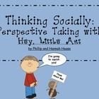 Social Skills, Perspective Taking, Thinking Socially with Hey, Little Ant