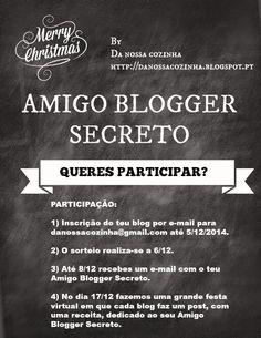 One year without freezer in the 21st century: Amigo Blogger Secreto :)