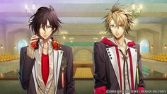 Shin and Toma!