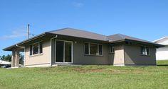 Hale nanea home package kit by honsador 3 bedroom plans for Package homes hawaii
