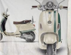 Fred Perry, Vespa