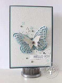 GROS spécial sur le Thinlits papillons - Carterie artisanale et scrapbooking Stampin'Up!