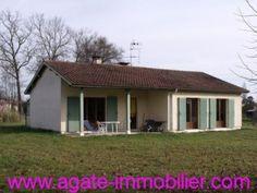 Stop affaire Maison a vendre petit budget 33430 bazas Gironde http://www.agate-immobilier.com