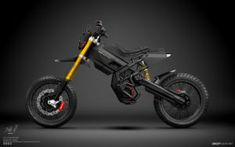 Wayra electric motorbike Electric Motorcycle from Designer Pablo Baranoff Dorn Eastgem Motorcycle Design, Bike Design, Motorcycle Types, Scrambler Motorcycle, E Mtb, Offroader, Races Style, Concept Motorcycles, Motocross Bikes