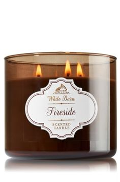 An inviting reminder of warm embers in the fireplace, sweetened with leather, sandalwood and rich amber