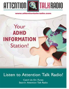 Time Timer is a proud supporter of Attention Talk Radio, a terrific podcast featuring ADHD Experts.