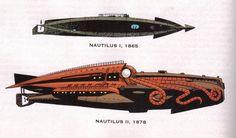 league of extraordinary gentlemen | ... Nautilus from The League of Extraordinary Gentlemen: Black Dossier