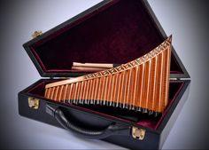 Alto Sycamore Panflute | preda-panflute.ro Hammered Dulcimer, Singers, Musicians, Guitar, Studio, Pan Flute, Instruments, Romantic, Music