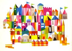 Small World - Mary Blair
