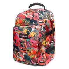 Backpack girls rock Eastpak Provider. Shop now from http://samdamretail.be/en/backpack-girls-rock-eastpak-provider.html #ladies #backpacks #colourful