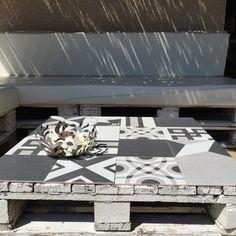 palette et carreaux de ciment - my home - regardsetmaisons le blog