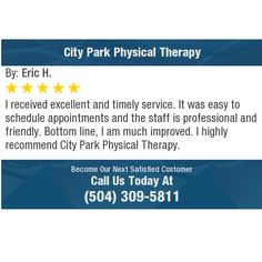 I received excellent and timely service. It was easy to schedule appointments and the...