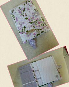 Caderno com linda capa