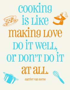 #cooking quotes