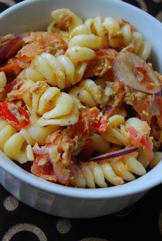 Pasta Salad, Pizza, Dinner, Cooking, Ethnic Recipes, Food, Kitchens, Crab Pasta Salad, Dining