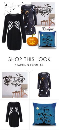 """""""Rosegal Halloween Giveaway!"""" by merima-k ❤ liked on Polyvore"""