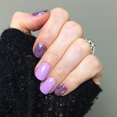LOVE my new mani!  June Hostess Exclusive with She's Unavailable TruShine Gel!  Ask me how you can get this look for FREE! Shop/Host/Join me today!  #jamupyournailsdotcom