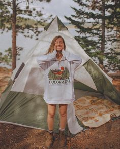 Adventure Aesthetic, Camping Aesthetic, Summer Outfits, Girl Outfits, Cute Outfits, Casual Outfits, Cute Camping Outfits, Granola Girl, Colorado