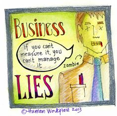 The Three Biggest Lies Told in Business