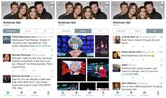Twitters building a second screen experience for TV shows