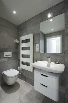 THE WHITE APARTMENT IN PRAGUE, Prague, 2014 #bathroom #design