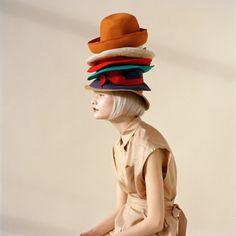 i wear many hats...