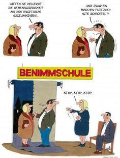 Uli Stein — Cartoons & Fotografie | CARTOONS - ulistein.de Family Guy, Cartoon, Guys, Fictional Characters, Handbags, Stones, School, Cartoons, Fantasy Characters