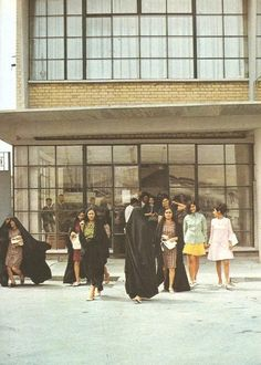 An Iraqi school in Bagdad - 1974