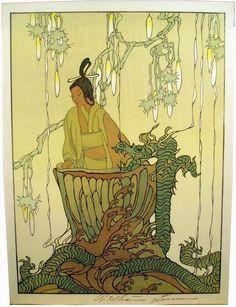 Dragon Well - Bertha Lum
