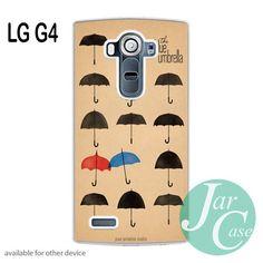 the blue umbrella pixar Phone case for LG G4