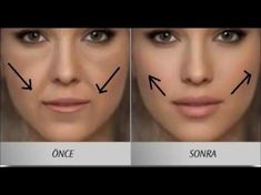 I would recommend you to make a presentation beside the movement in the video for cheeks, elm … - Face Care Acne 2019 Yoga Facial, Beauty Tips For Glowing Skin, Face Exercises, Face Massage, Homemade Skin Care, Face Skin, Plastic Surgery, Face Care, Organic Skin Care