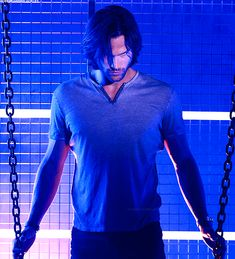I think the extra promo shots of Jared are finding their way out now.... sweet merciful heaven...