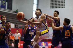 Respati Ragil Ciptakan Sejarah di Kompetisi Bola Basket Indonesia