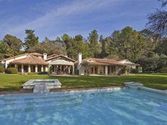 Tennis Great Pete Sampras and Wife Bridgette Wilson Buy Albert Brook's Former Bel Air Estate - Luxe Living
