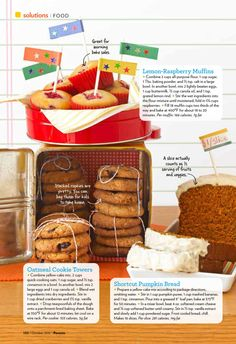 PAR1010BAKES 700x1021 Back to School   Our Bake Sale Ideas for Parents Magazine