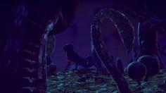 Stills from No Man's Sky - EXPLORE Trailer #PS4 #NoMansSky #alien #scifi #planet #videogame #game #gaming